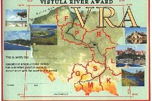 WISLA (VISTULA) RIVER AWARD