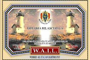 W.A.I.L. (WORKED ALL ITALIAN LIGHTHOUSES)
