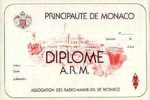 PRINCIPALITY OF MONACO AWARD