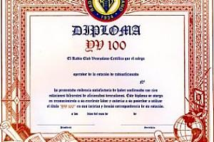 YV 100