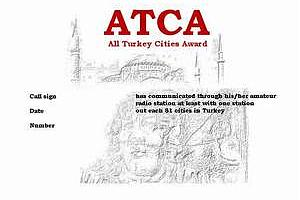 ATCA (ALL TURKEY CITIES AWARD)