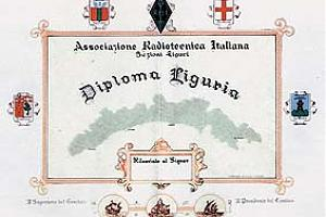 DIPLOMA LIGURIA