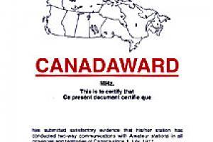 CANADAWARD