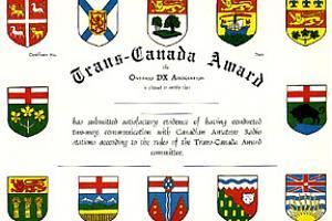 TRANS CANADA AWARD