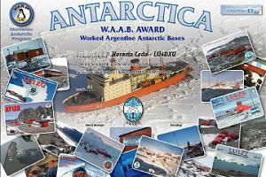 WAAB (WORKED ARGENTINE ANTARCTIC BASES)