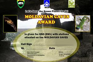 MCA (MOLDAVIAN  CAVES  AWARD)