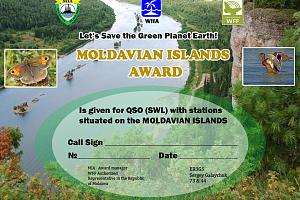 MIA  (MOLDAVIAN ISLANDS AWARD)