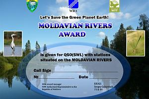 MRA  (MOLDAVIAN RIVERS AWARD)