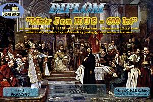 """Mistr Jan Hus"""