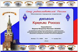 Кремли России