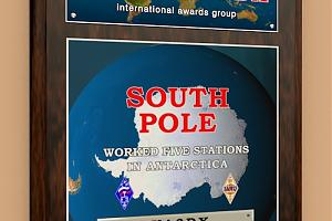 SOUTH POLE SIMPLE