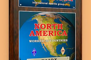 NORTH AMERICA SIMPLE