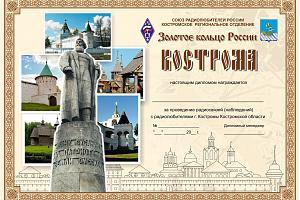 Золотое кольцо России - Кострома