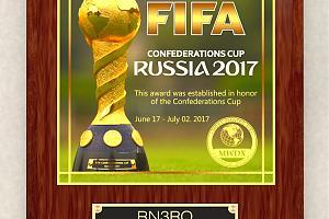 """""""FIFA Confederations Cup. Russia 2017"""""""