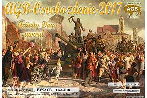 AGB-Osvobodenie Belarusi-73-2017 Activity Days