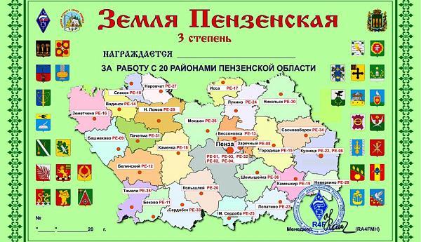 Земля Пензенская