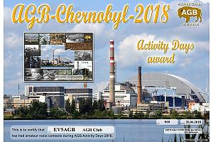 AGB-Chernobyl-2018 Activity Days