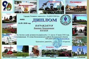 90 лет Волоконовскому району
