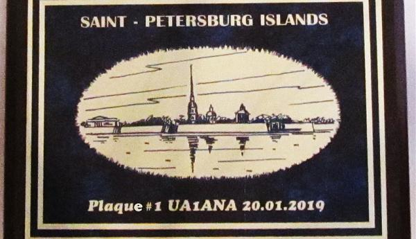 Острова Санкт-Петербурга