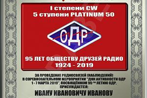 Снайперы эфира! 95 лет Обществу Друзей Радио