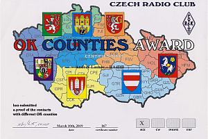 OK COUNTIES AWARD