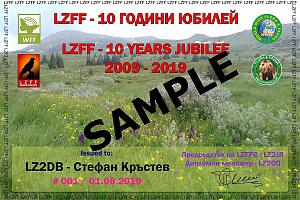 LZFF - 10 лет юбилей