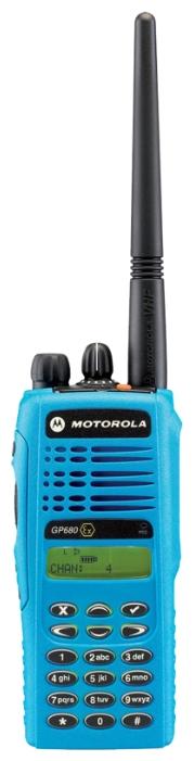 Motorola GP680 ATEX