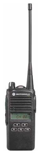 Motorola P160