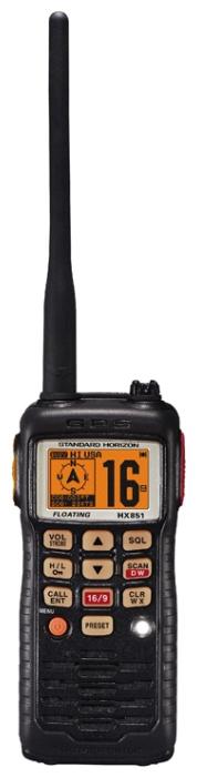 Standard Horizon HX-851