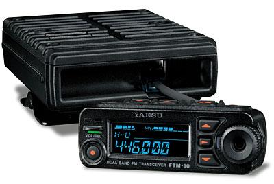 Yaesu FTM-10R/SR
