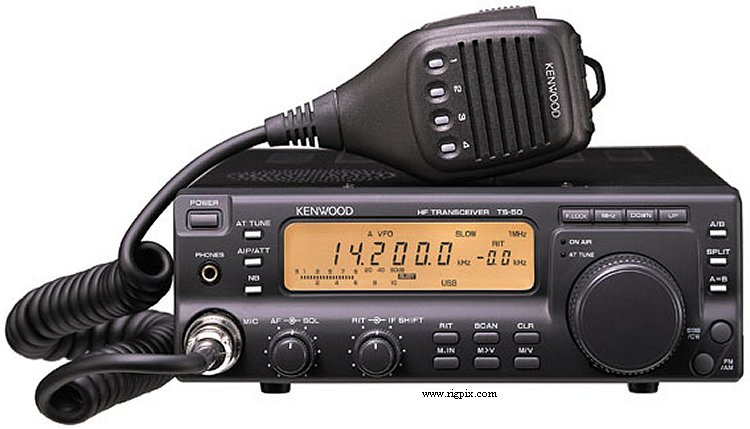 KENWOOD TS-50