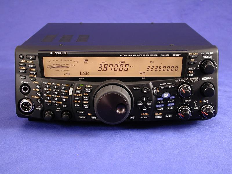 KENWOOD TS-2000 Е