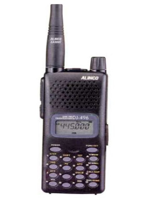 Alinco DJ-496