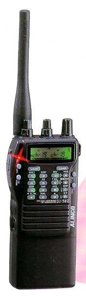 Alinco DJ-582