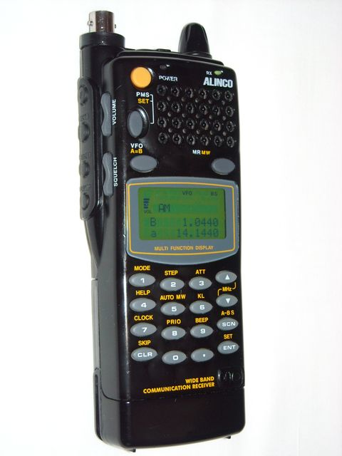 Alinco  DJ-X10