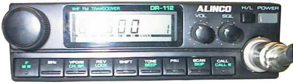 Alinco DR-112