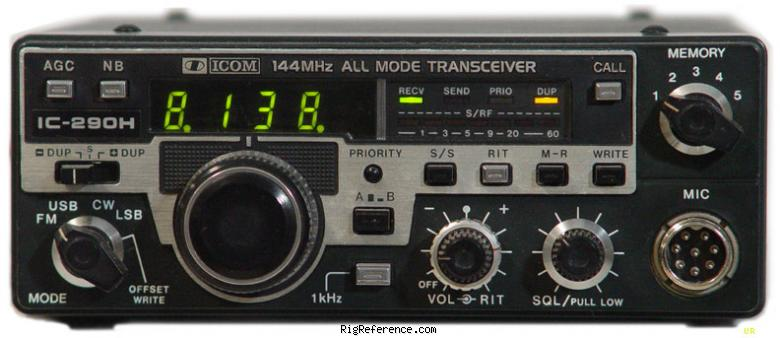 ICOM   IC-290