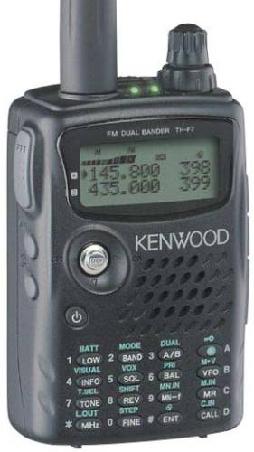 KENWOOD TH-F7