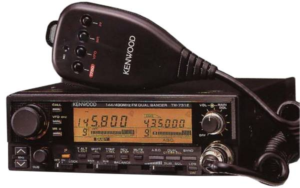 KENWOOD TM-731