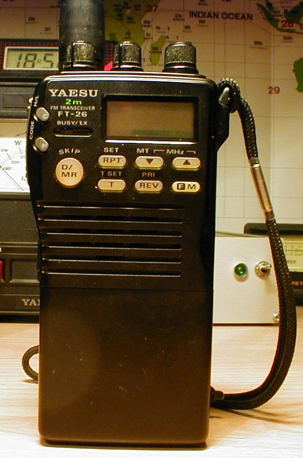 Yaesu FT-26