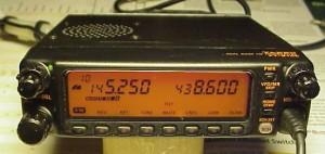 Yaesu FT-8100R