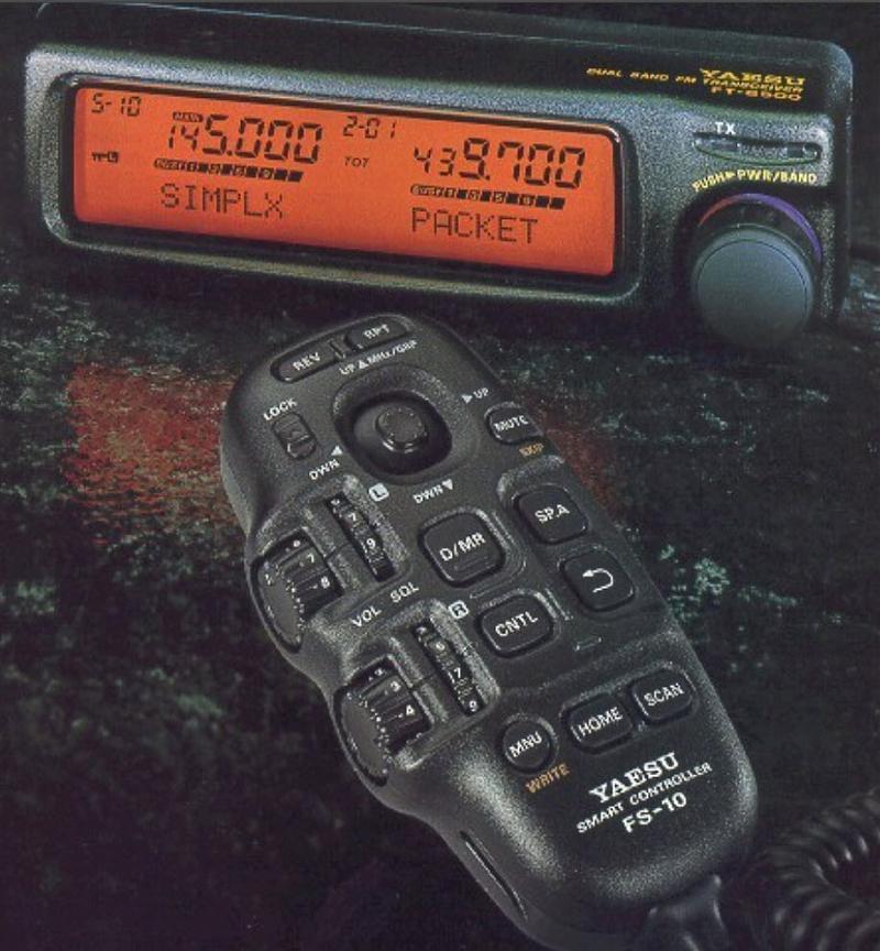 Yaesu FT-8500