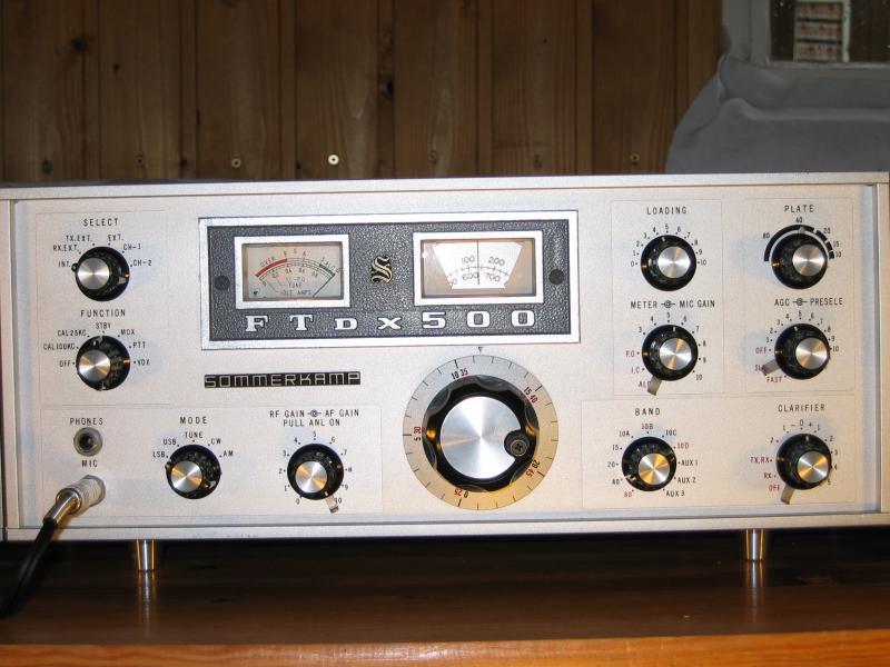 Vertex FTDX-500