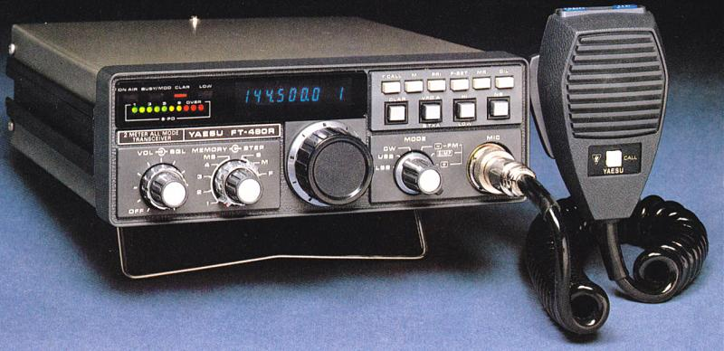 Yaesu FT-480