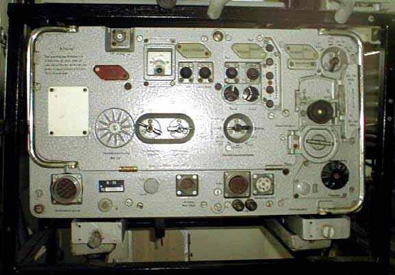 Радиостанция Р-111