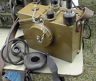 Радиостанция Р-126