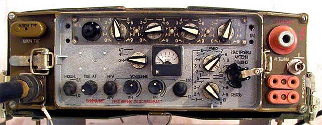 Радиостанция  Р-143