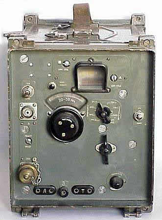 Радиостанция Р-323