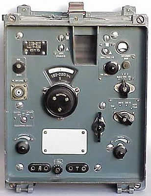 Радиостанция Р-326
