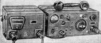 Радиостанция РСО-5М